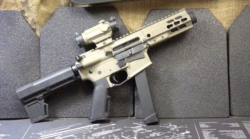 Brigade BM-9 AR
