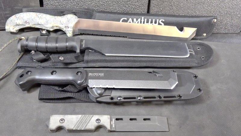 urban tactical knife