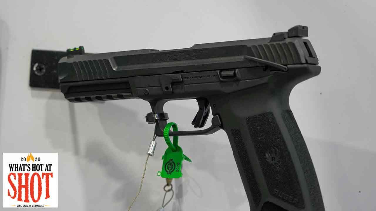 Ruger 57 Pistol Shot Show 2020
