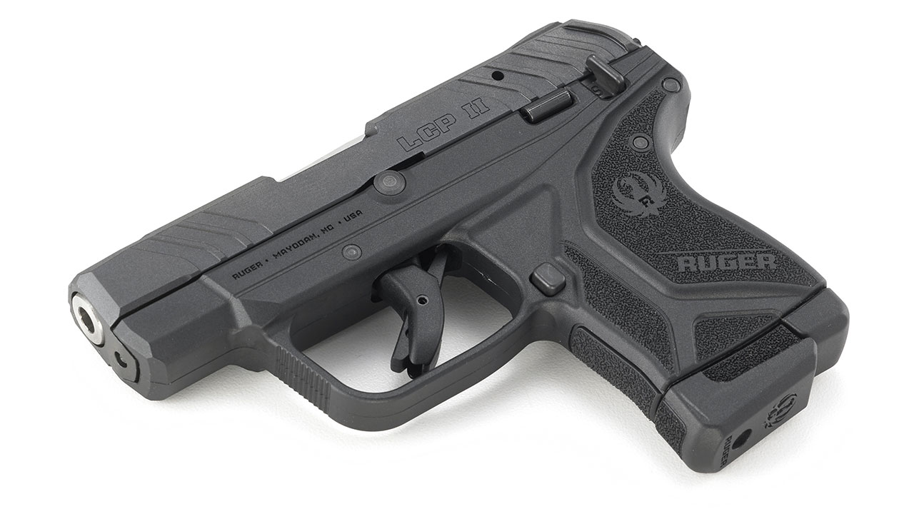 Ruger-LCP-II-view-Shot-Show-2020