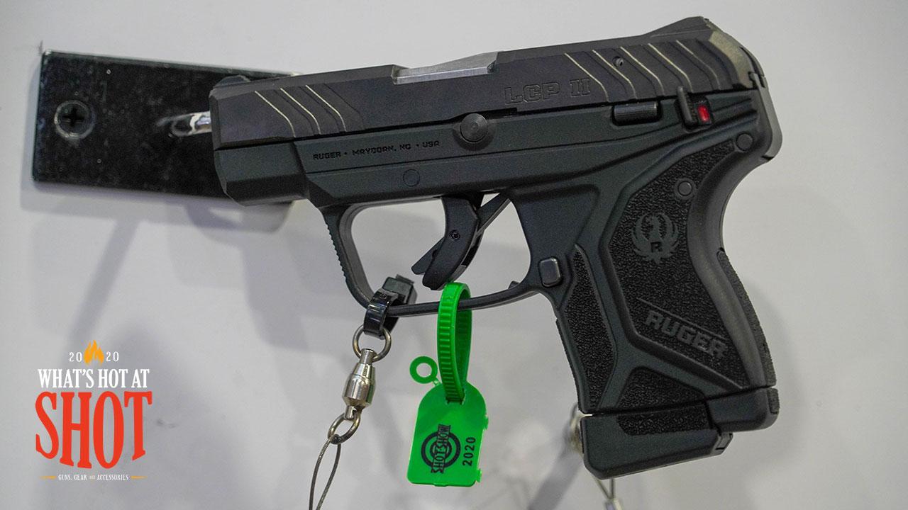 Ruger-LCP-II_shot_show_pistol