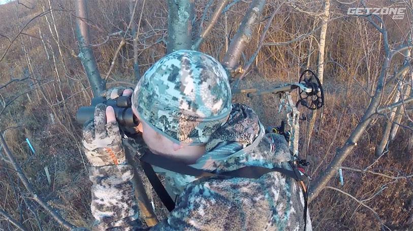 still hunting