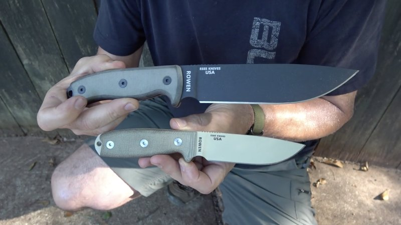 esee 4 knife
