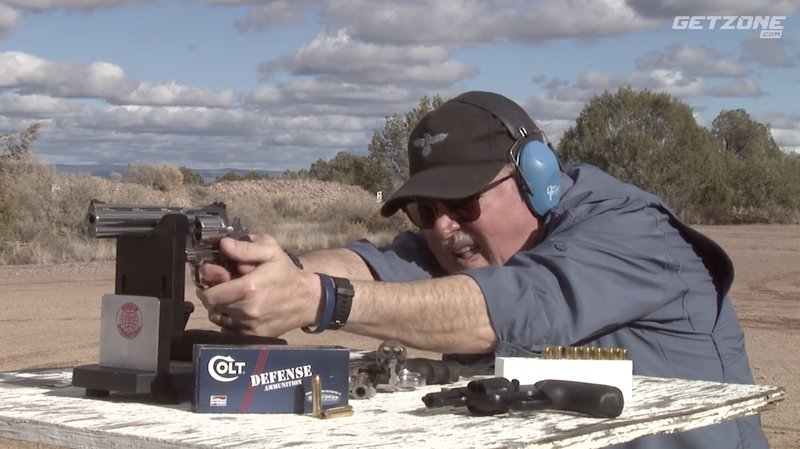 colt defensive ammunition