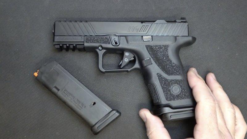 zev 0z9 compact pistol