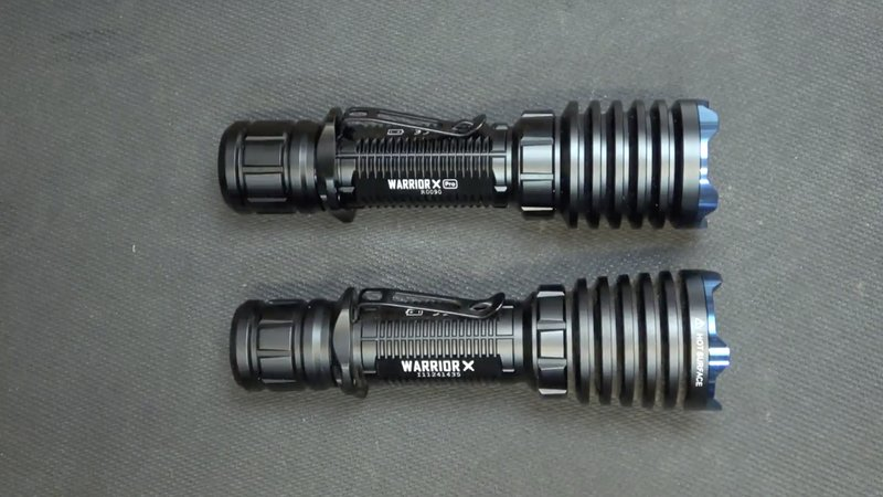 Olight Warrior X Pro Flashlight