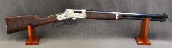 exhibition edition rifle