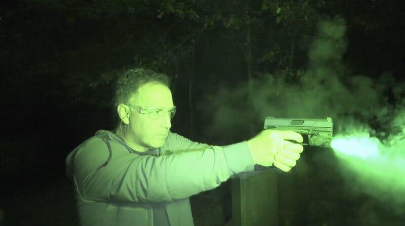 Laser Pistol Light