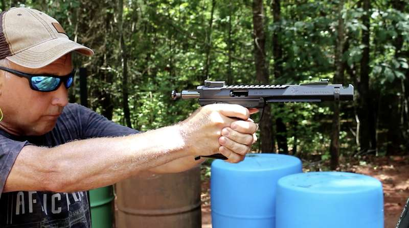 Volquartsen Black Mamba 22 Pistol