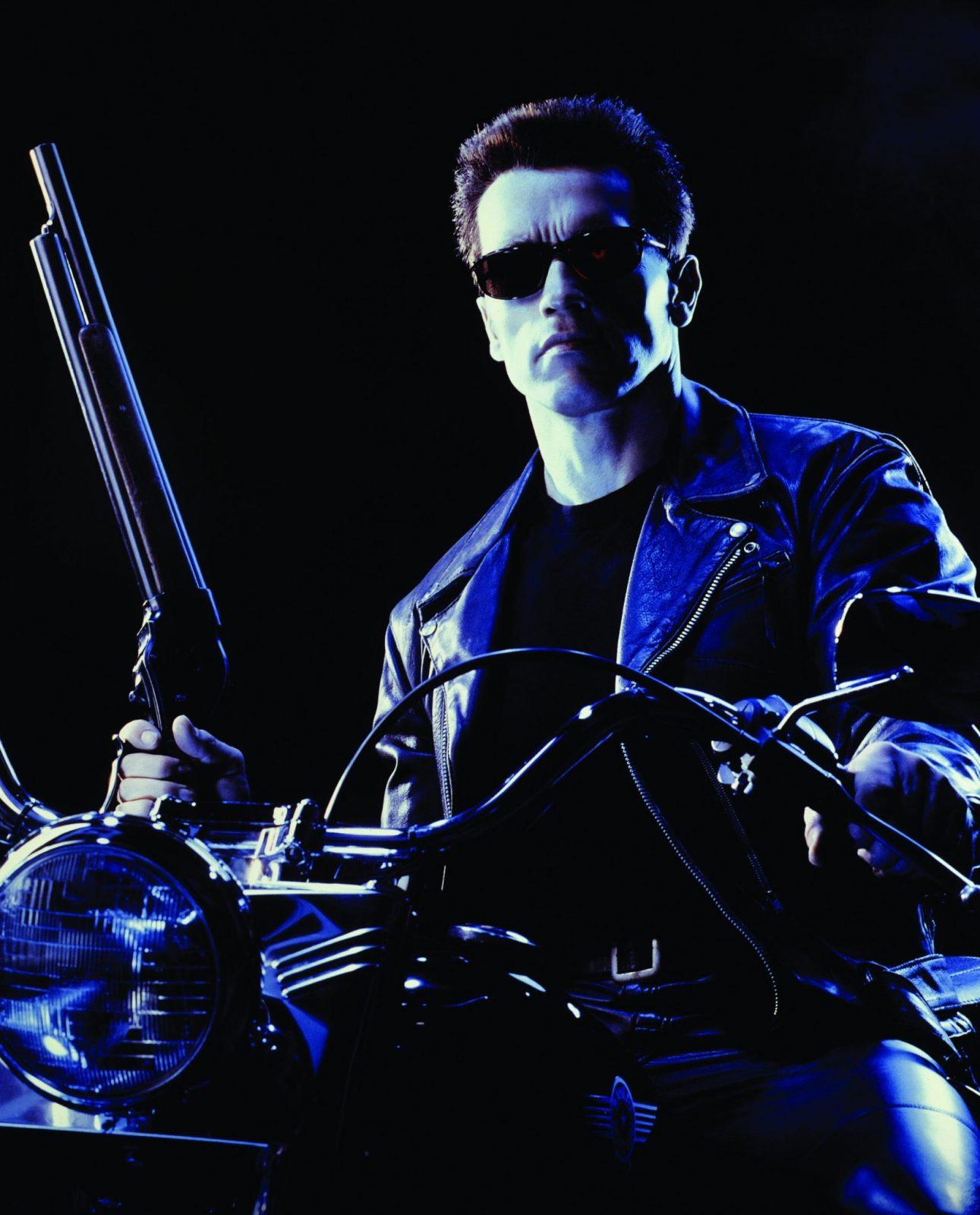 Guns of Terminator