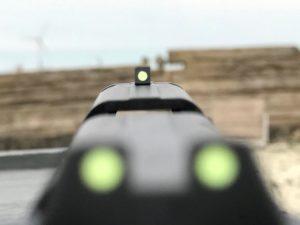 VP9SK sights