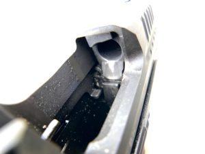 HK VP9SK pistol range test