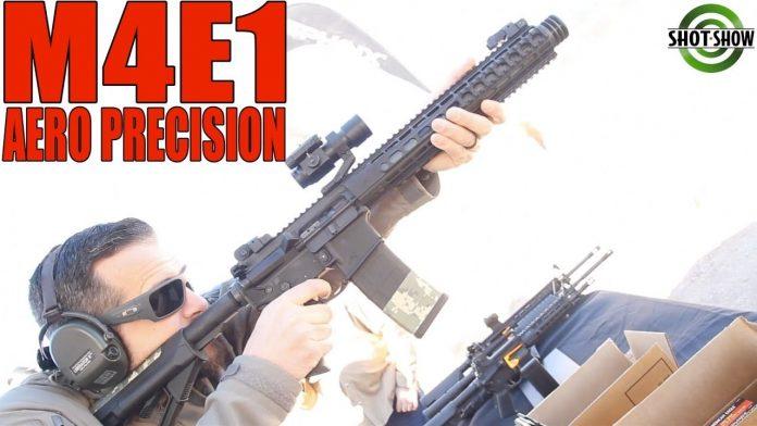 Aero Precision M4E1