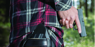 Alien Gear Holster concealed carry