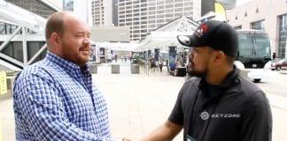 Chris Barrett Interview
