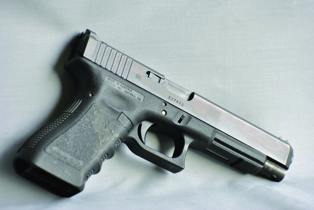 Got Glock? This model 34 is a great choice for TacOps and Tac Irons.
