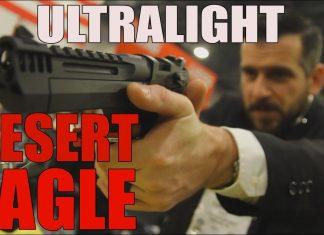 Desert Eagle Ultralite