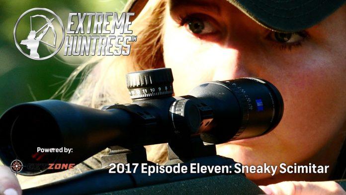 Extreme Huntress 2017 - Sneaky Scimitar Ep. 11