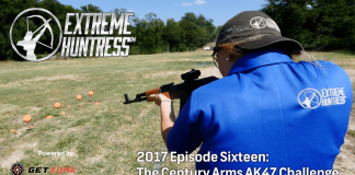 Extreme Huntress 2017: Century Arms Challenge