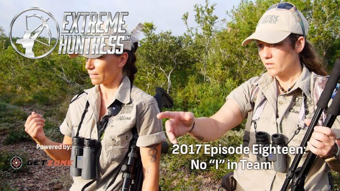 Extreme Huntress 2017: Episode 18