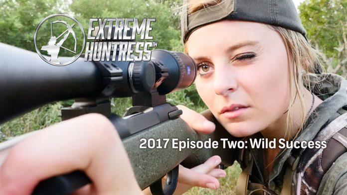 Extreme Huntress 2017 - Ep2