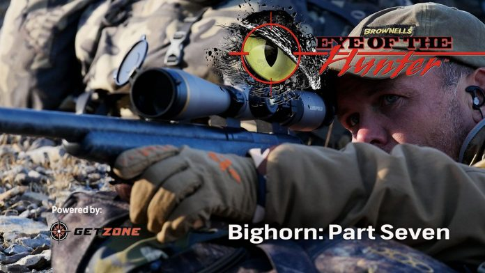 Eye of the Hunter Bighorn Episode 7