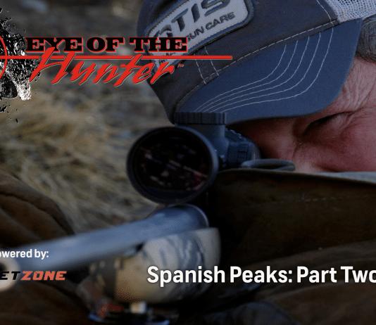 eye of the hunter spanish peaks episodes 2 chamois
