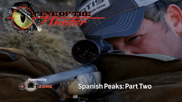 eye of the hunter spanish peaks episodes 2 chamois