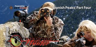 eye of the hunter spanish peaks chamois