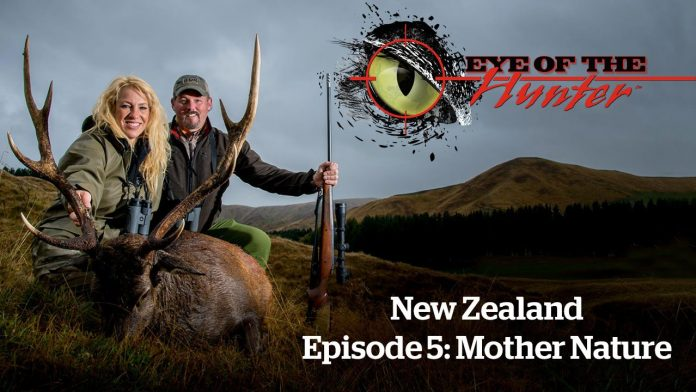 Eye of the Hunter New Zealand Episode 5