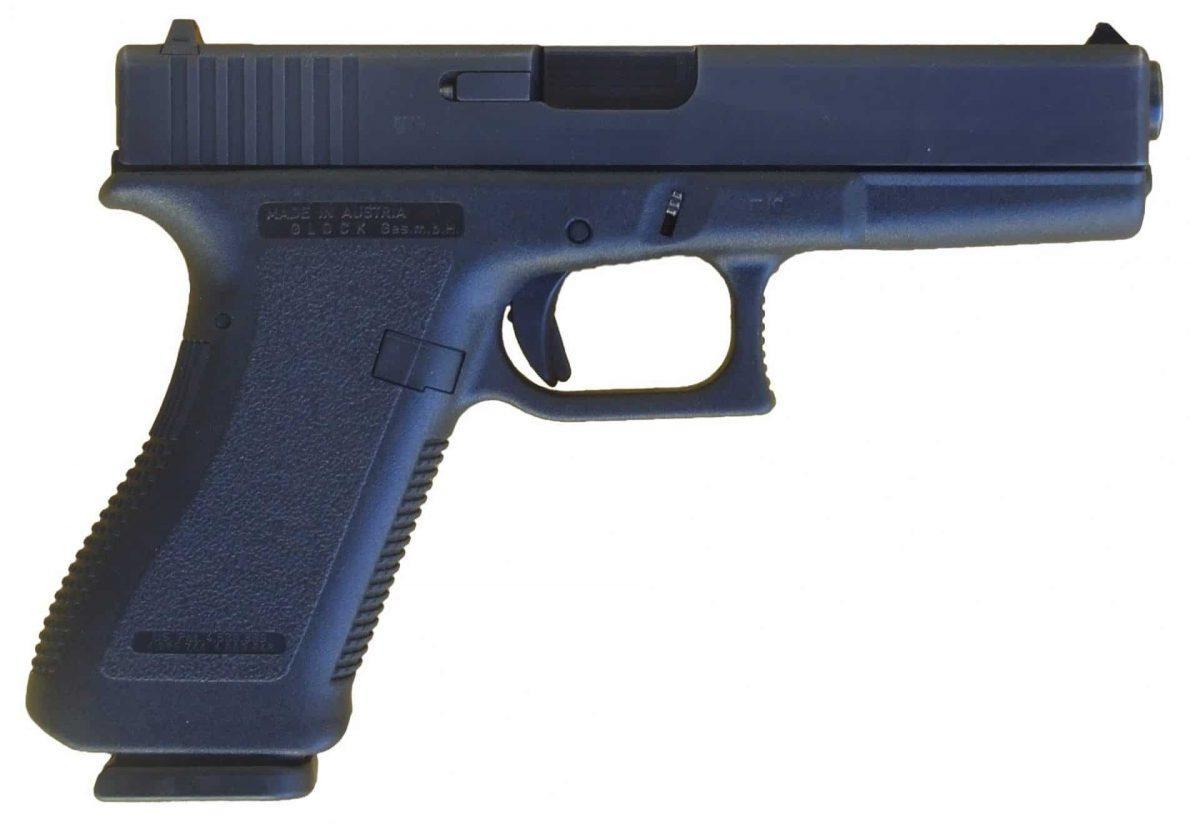 Gen 2 Glock 17 - Guns of Bad Boys
