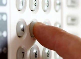 Gun Shop Burglar Alarm System