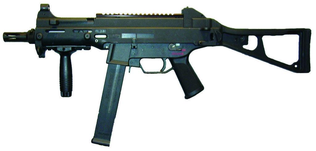 Heckler & Koch Universal Machine Pistol