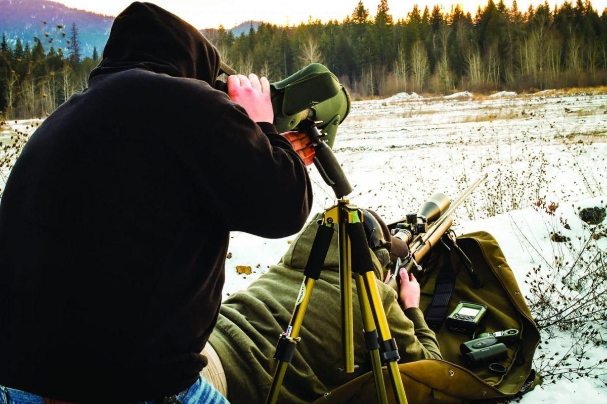 Long Range Shooting Equipment