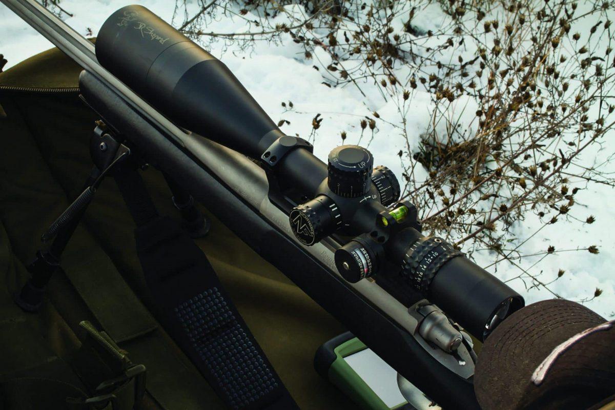 Long Range Shooting Equipment_scope