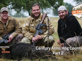 In the Zone: Century Arms Hog Hunt Ep. 2