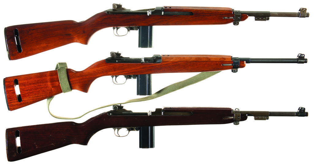 The M1 Carbine For Home Defense Serious Firepower In