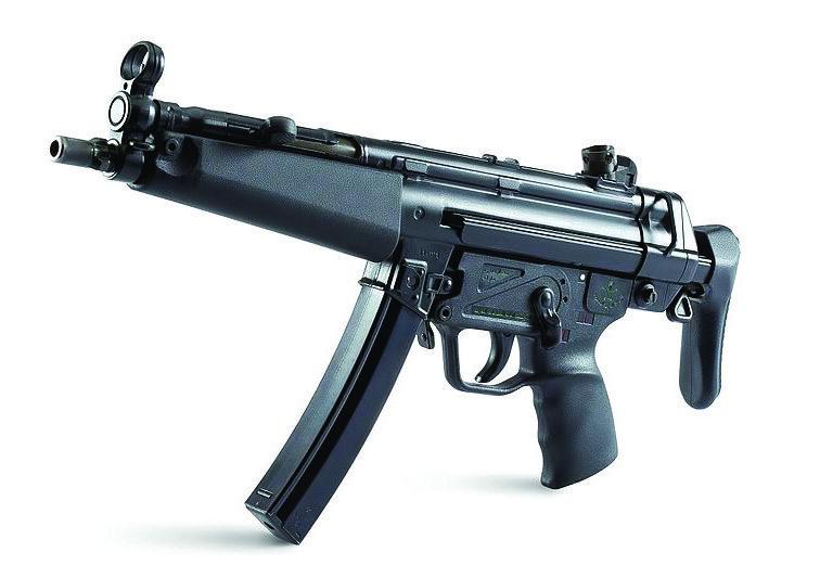 Heckler & Koch Machine Pistol Model 5 (MP5)