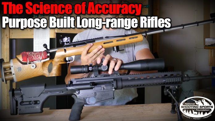 Purpose-Built Rifles for Long-Range Shooting