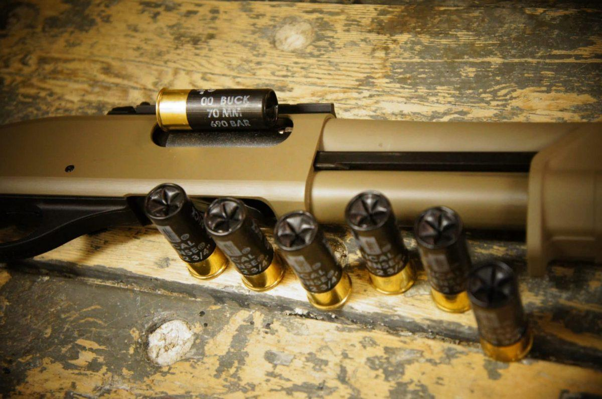 Spotlight: Remington Model 870 Express Tactical Magpul FDE