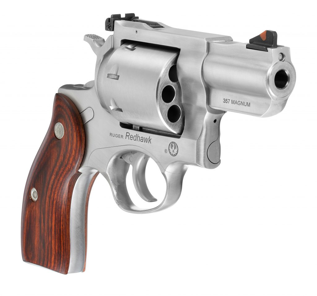 Ruger Redhawk 357 magnum revolver 1