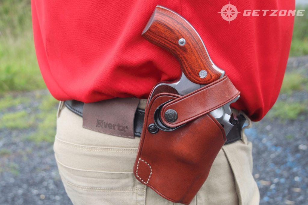 Ruger-Redhawk-357-magnum-revolver-group-shots