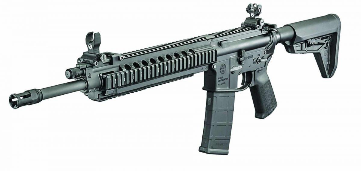 Ruger Redefines the AR Platform Again with the SR-556 ...