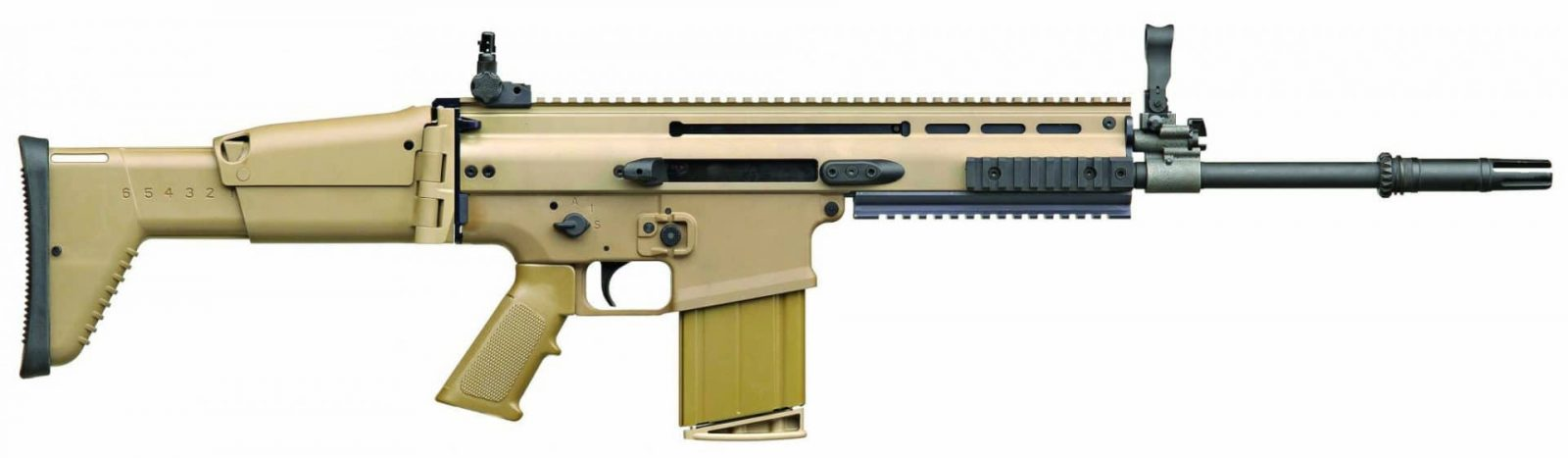 Guns of G.I. Joe: Retaliation -  SCAR-H