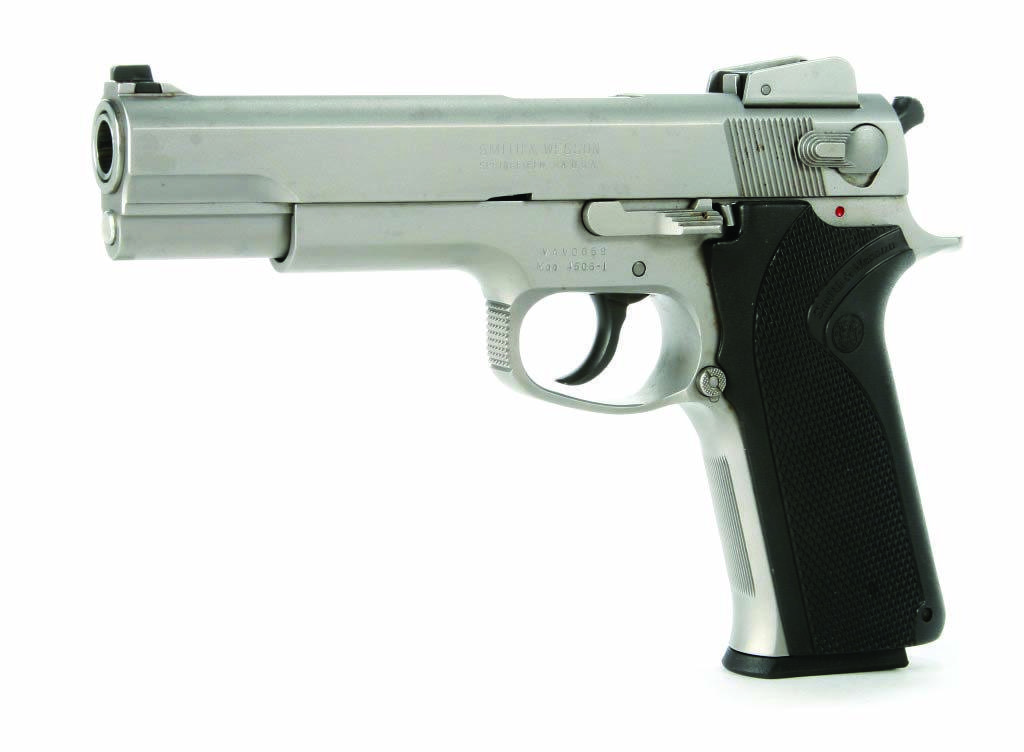 S&W 4506  - Guns of Bad Boys