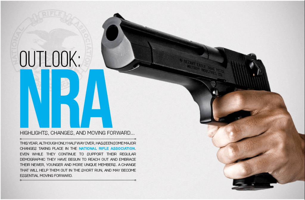 NRA Outlook