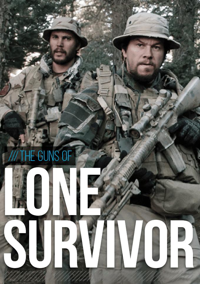The Guns of Lone Survivor - GetZone