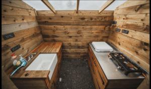 mulino pods camping ground