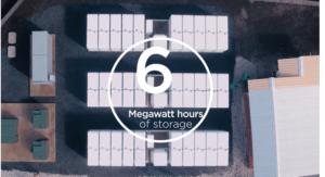 tesla megawatt
