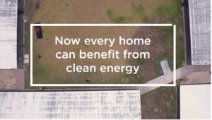 tesla every home clean energy